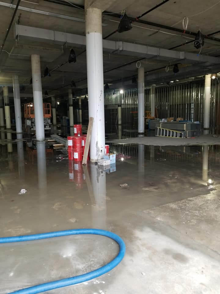 Southridge Mall Flooding 3 Magic Touch Carpet Cleaning